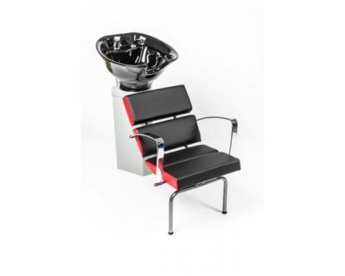 Мойка парикмахерская АКВА-3 с креслом ЛИГА