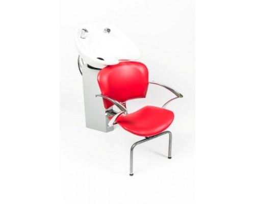 Мойка парикмахерская АКВА-3 с креслом ЛИРА