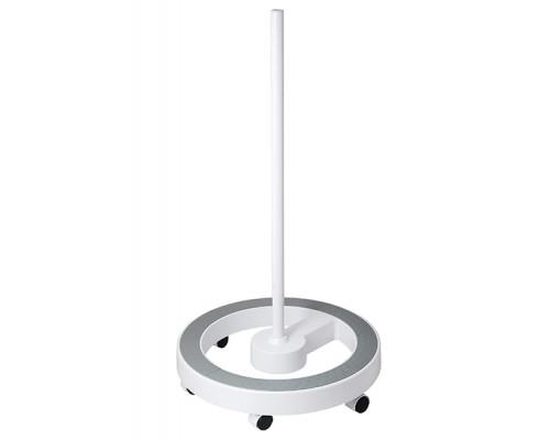 Стойка для лампы-лупы напольная 6 колес